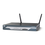 Cisco - 1802 ADSL over ISDN Wireless Router