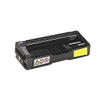 Ricoh 406049 Compatible Yellow Toner Cartridge