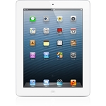 iPad with Wi-Fi 64GB - White (3rd generation)