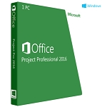 Microsoft Project Professional 2016 - All Languages - License - Download